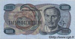 1000 Schilling AUTRICHE  1961 P.141a TTB+