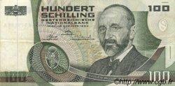 100 Schilling AUTRICHE  1984 P.150 TTB