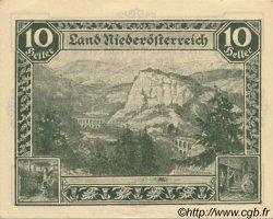10 Heller AUTRICHE  1920 PS.109a SPL