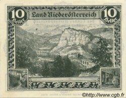 10 Heller AUTRICHE  1920 PS.109a NEUF