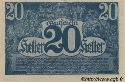 20 Heller AUTRICHE  1920 PS.115a NEUF