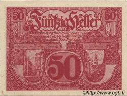 50 Heller AUTRICHE  1920 PS.116b pr.NEUF
