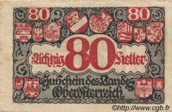 80 Heller AUTRICHE  1920 PS.118 TTB
