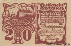 20 Heller AUTRICHE  1921 PS.120a TTB