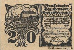 20 Heller AUTRICHE  1921 PS.120c TTB
