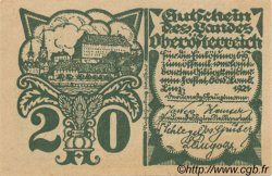 20 Heller AUTRICHE  1921 PS.120d NEUF