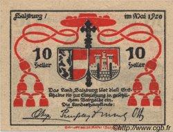 10 Heller AUTRICHE  1920 PS.129a NEUF