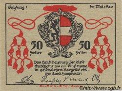 50 Heller AUTRICHE  1920 PS.131a pr.NEUF