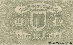 10 Heller AUTRICHE  1919 PS.145 NEUF