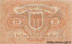 20 Heller AUTRICHE  1919 PS.146 NEUF