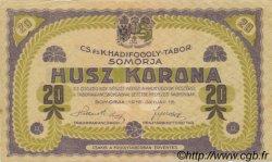 20 Kronen AUTRICHE  1916 L.45h SPL