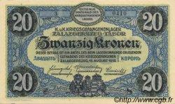 20 Kronen AUTRICHE Zalaegerszeg 1916 L.53h SPL