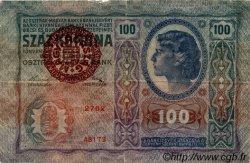 100 Korona HONGRIE  1920 P.027 TB