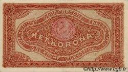 2 Korona HONGRIE  1920 P.058 SUP
