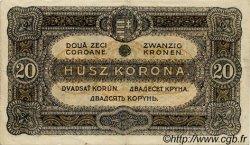 20 Korona HONGRIE  1920 P.061 pr.SUP