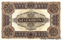 100 Korona HONGRIE  1920 P.063 TTB+