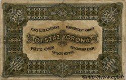 500 Korona HONGRIE  1920 P.065 B+