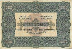 10000 Korona HONGRIE  1920 P.068 TB+