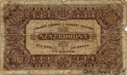 100 Korona HONGRIE  1923 P.073b AB