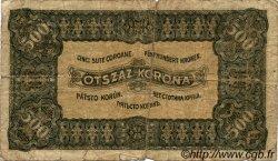 500 Korona HONGRIE  1923 P.074a AB
