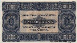 1000 Korona HONGRIE  1923 P.075b SUP+