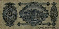 20 Pengö HONGRIE  1930 P.097 TB