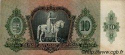 10 Pengö HONGRIE  1936 P.100 TTB
