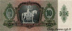 10 Pengö HONGRIE  1936 P.100 SPL+