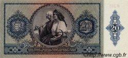 20 Pengö HONGRIE  1941 P.109 pr.NEUF