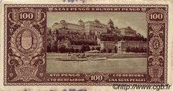 100 Pengö HONGRIE  1945 P.111b TB+