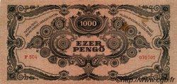 1000 Pengö HONGRIE  1945 P.118a TTB