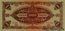10000 Pengö HONGRIE  1945 P.119a TTB+