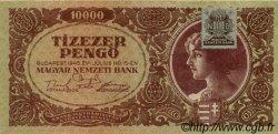 10000 Pengö HONGRIE  1945 P.119b SUP