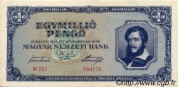 1000000 Pengö HONGRIE  1945 P.122