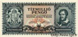 10000000 Pengö HONGRIE  1945 P.123 NEUF