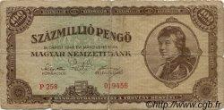 100000000 Pengö HONGRIE  1946 P.124 B