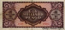 1000000000 Pengö HONGRIE  1946 P.125 TTB
