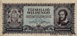 10000000 Milpengö HONGRIE  1946 P.129 TB