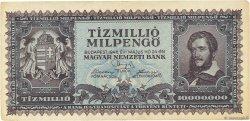 10000000 Milpengö HONGRIE  1946 P.129 TTB