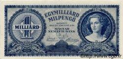1000000000 Milpengö HONGRIE  1946 P.131 pr.SPL