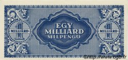 1000000000 Milpengö HONGRIE  1946 P.131 pr.NEUF