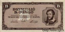 1000000 B-Pengö HONGRIE  1946 P.134 TB+