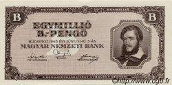 1000000 B-Pengö HONGRIE  1946 P.134 SPL