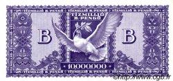 10000000 B-Pengö HONGRIE  1946 P.135 SPL+