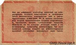 1000000 Adopengö HONGRIE  1946 P.140b TB