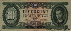 10 Forint HONGRIE  1947 P.161 B+