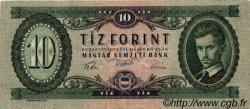 10 Forint HONGRIE  1957 P.168a TTB