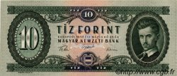 10 Forint HONGRIE  1957 P.168a SPL+