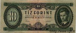 10 Forint HONGRIE  1962 P.168c TTB