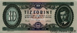 10 Forint HONGRIE  1962 P.168c NEUF